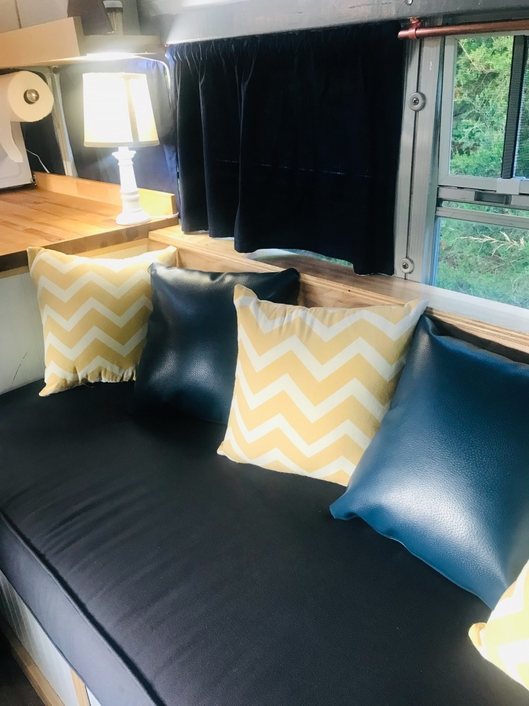 Bunk Bus couch
